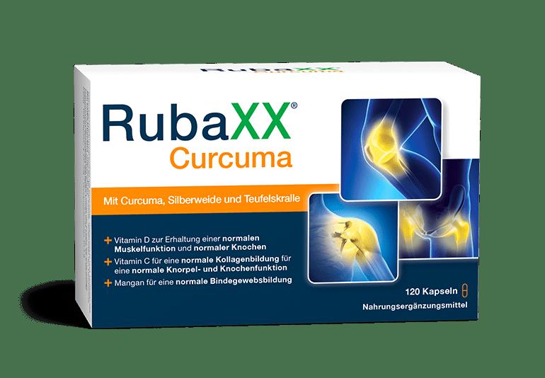 Rubaxx Curcuma 20er