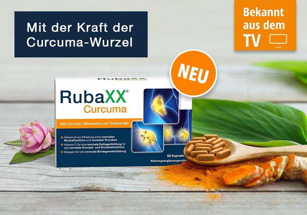 Rubaxx Startseite
