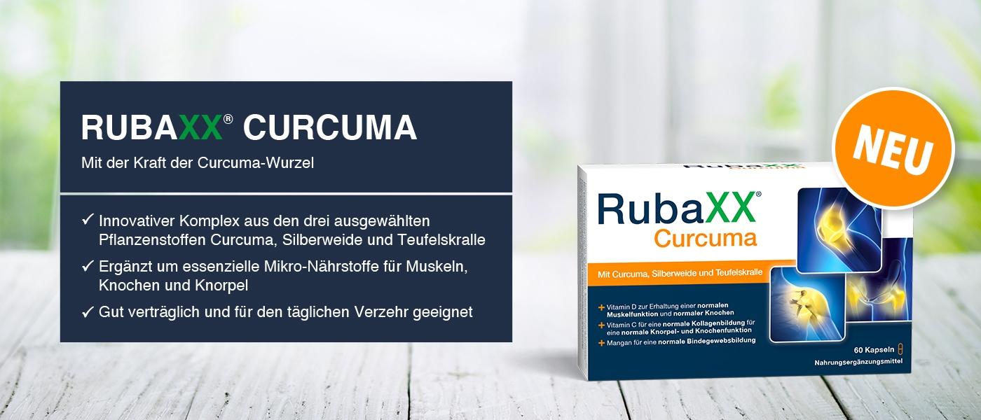 Rubaxx Curcuma